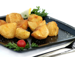 Картофи с ким