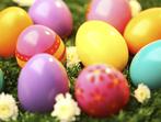 Великденски яйца - изненада