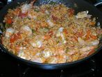 Джамбалая - многонационално ястие от САЩ