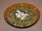 Супа от спанак и сирене