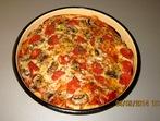 Пица с кренвирши Катрин