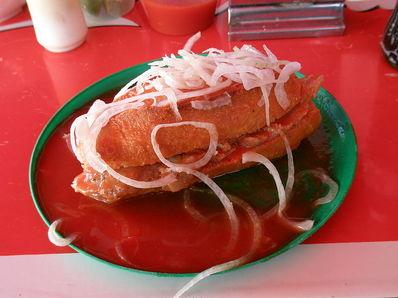 Торта аохада (Мексико)