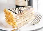 Естерхази - торта с кралска аристократичност