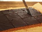 Шоколадов кейк с ванилия
