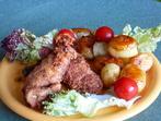Панирано пилешко бон филе