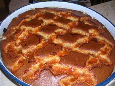 Кекс със сладко II