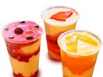 Смути с ягоди и портокал