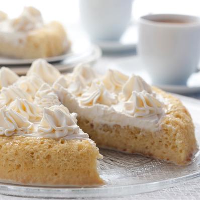 """Торта """"Tres Leches"""" (три вида мляко)"""