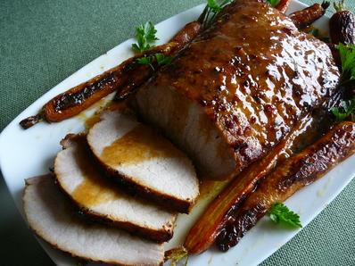 Свинско контра филе