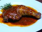 Пикантно пиле по ловджийски