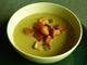 Бърза грахова супа