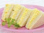 Сандвичи с яйчен пълнеж