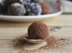 Шоколадови кокоски без печене