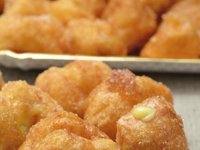 Десерт с извара