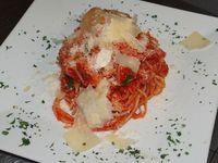Спагети аматричана на Джузепе