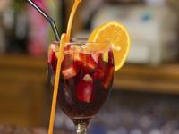 Сангрия със сок от манго