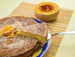 Тиквен кейк с орехи