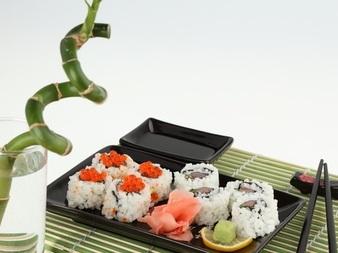 Приготвяне на японската храна