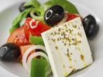 Гръцка салата от домати