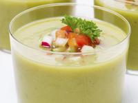 Лятна крем супа