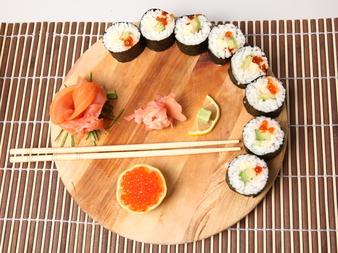 Японска кухня. Етикет на масата и при хранене