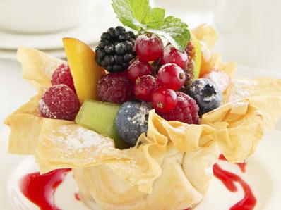 Плодови тортийа