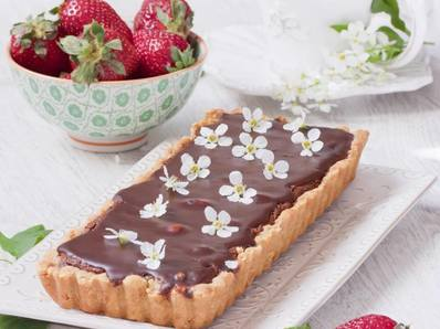 Шоколадова тарта