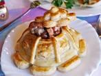 Фантастични френски воловани от бутер тесто
