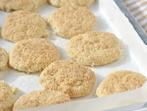 Маслени бисквити с бадеми