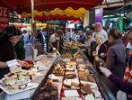 Лондонските пазари, разкриващи кулинарните традиции на града