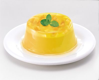 Крем с лимони и желатин