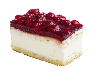 Сладоледена желирана торта