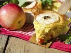 Хлебен сладкиш с ябълки
