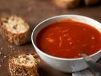 Студена доматена супа