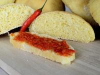 Сандвичи с червени чушки