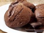 Какаови сладки с коктейлни череши