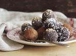 Шоколадови топки