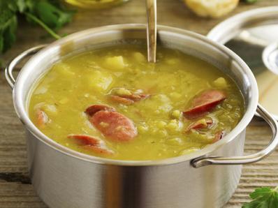 Скандинавска грахова супа