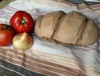 Пълнозърнест хляб със сода (без мая)