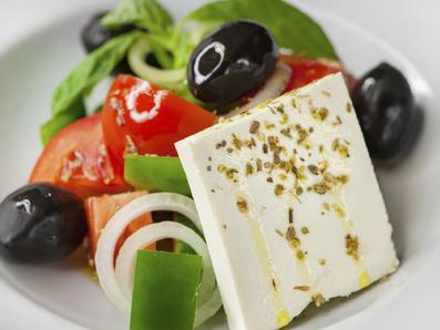 Сладко-кисела салата с домати