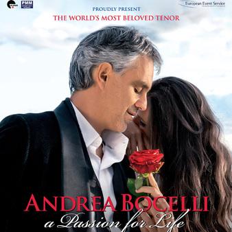 Джузепе Ломушо ще готви специално за Андреа Бочели