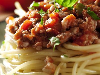 Мляно месо с доматен сос