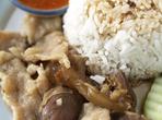 Пържено говеждо по китайски