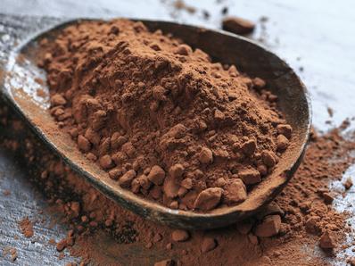 Какаова глазура (за торти и мъфини)