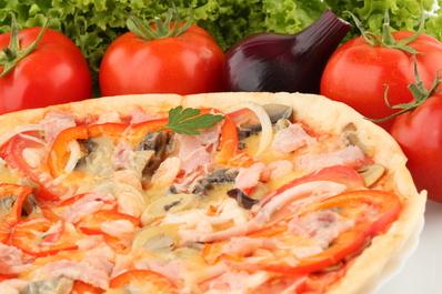 Тесто за пица с 2 съставки