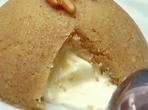 Грис халва с пълнеж от сладолед