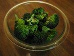 Мариновани печени броколи