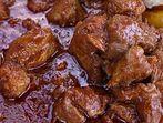 Пилешки гулаш