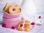 Бисквити с ванилия