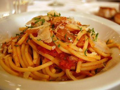 Спагети ал аматричана